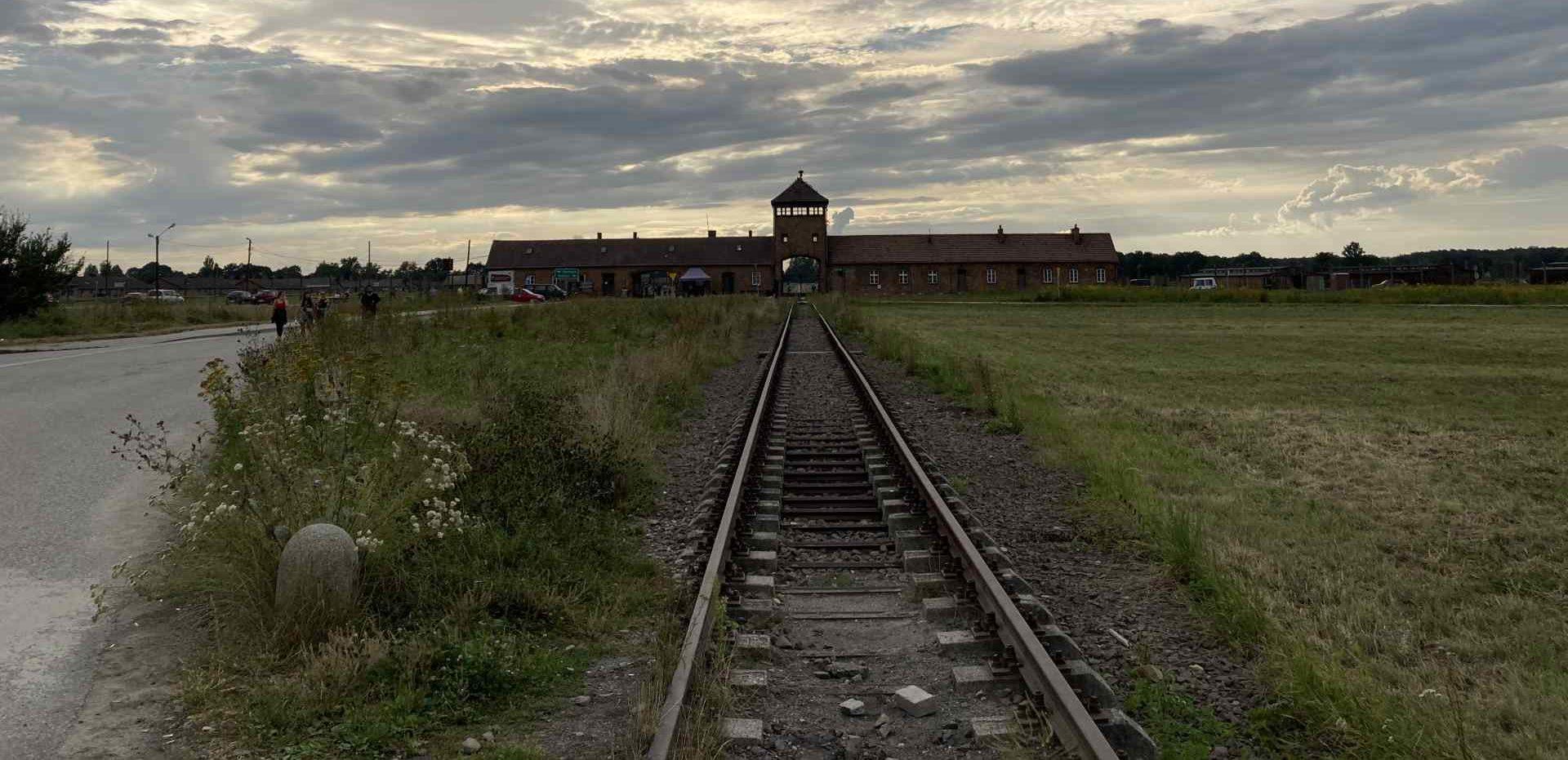 Auschwitz-Fahrt